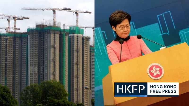 Hong Kong housing Lam and Liber comments featured pic