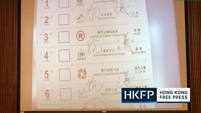Macau protest ballot featured pic