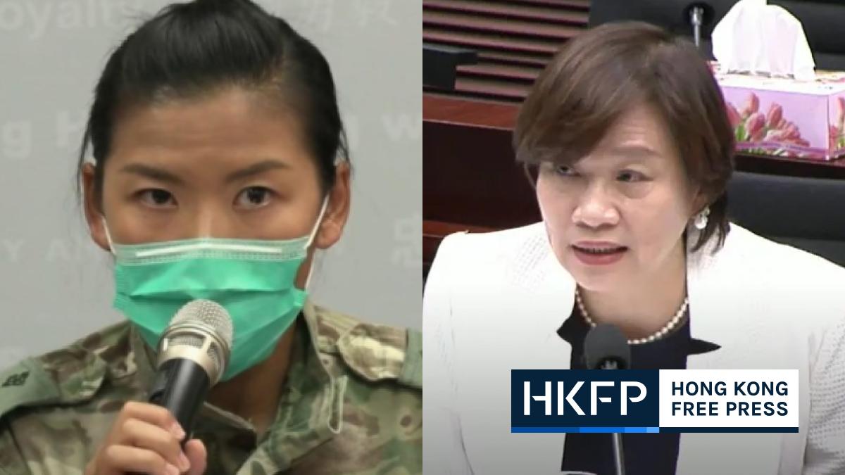 Priscilla Leung slams those mocking police death featured pic