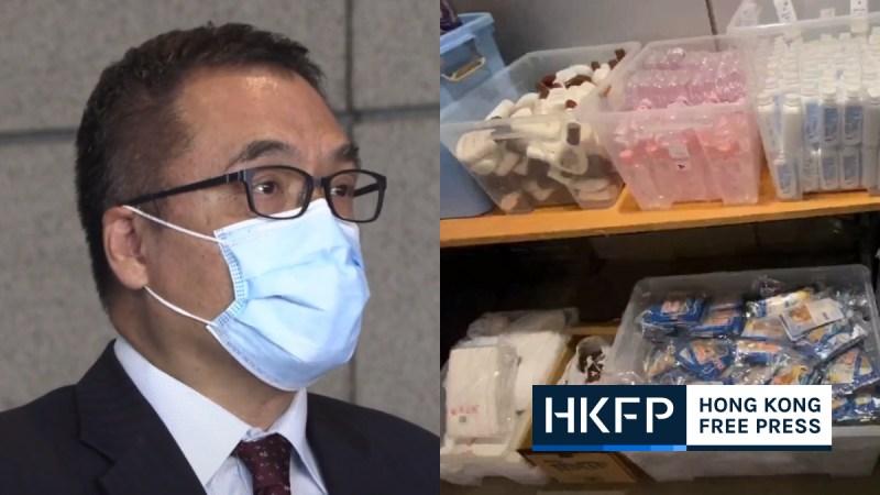 Steve Li Student Politicism arrests featured pic
