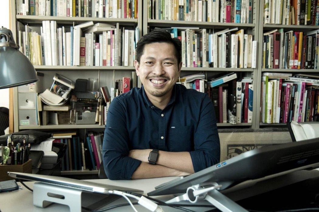 artvocate Justin Wong