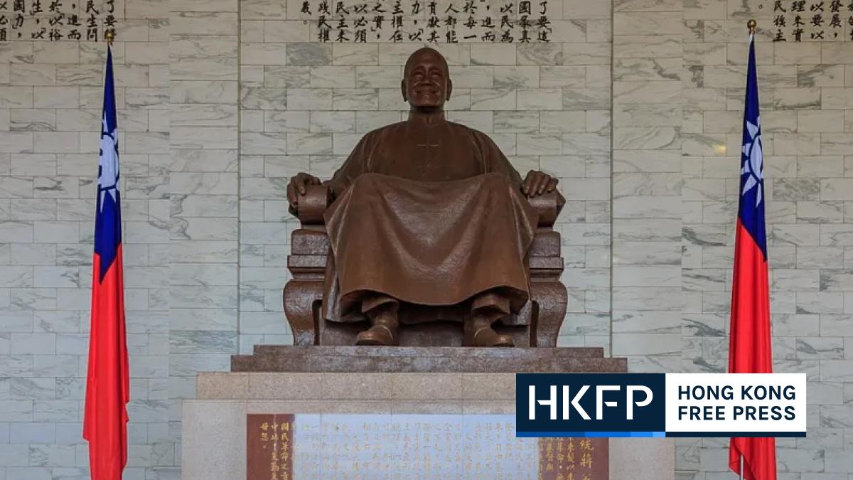 chiang kai shek memorial controversy