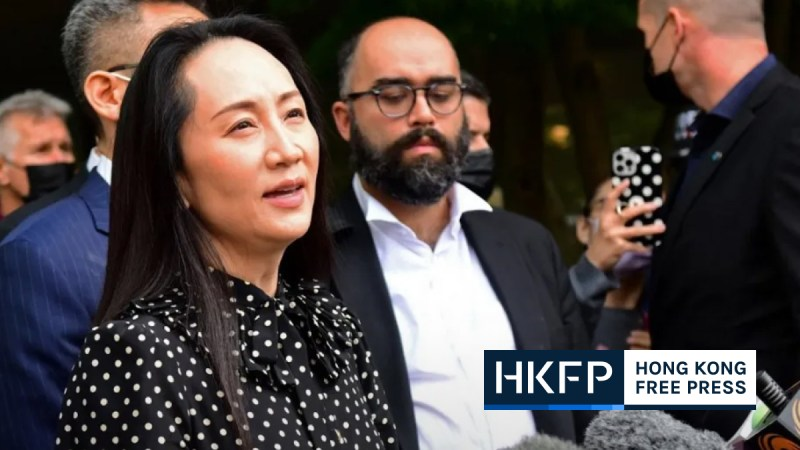 china hostage policy meng wanzhou