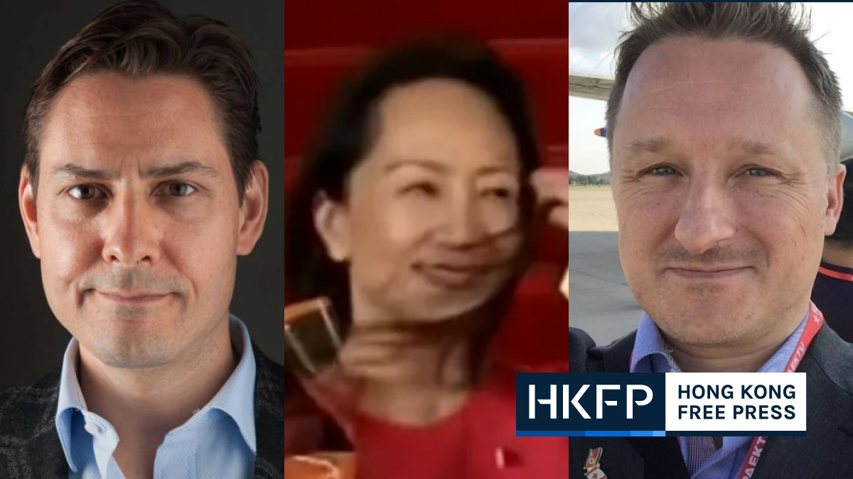 different media treatment in China for Meng wanzhou and the two michaels
