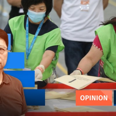 election committee - Opinion - Chris Yeung