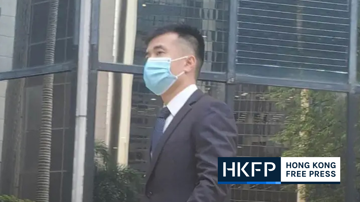 hong kong's second national trial opens