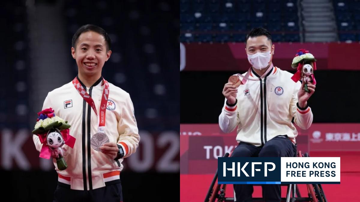 paralympics badminton