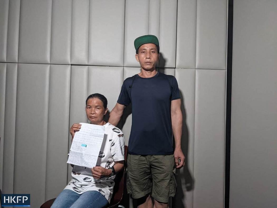 Vo van hung tai tan gap refugee immigrants rights