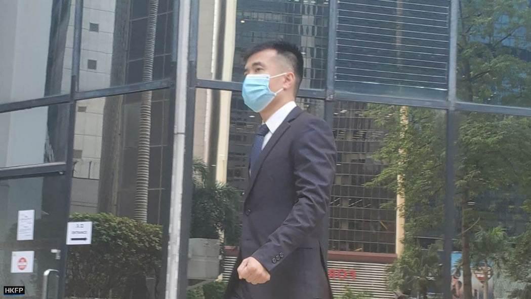 second national security trial ma chun-man