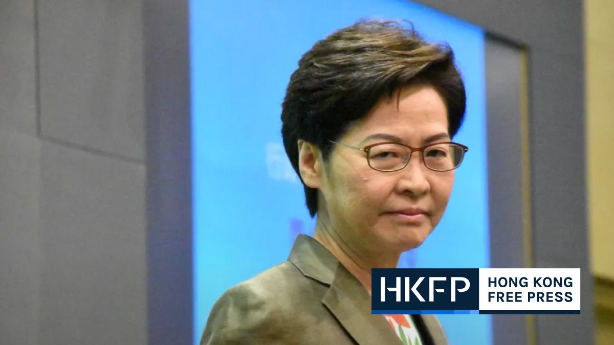 Carrie Lam Democratic Party