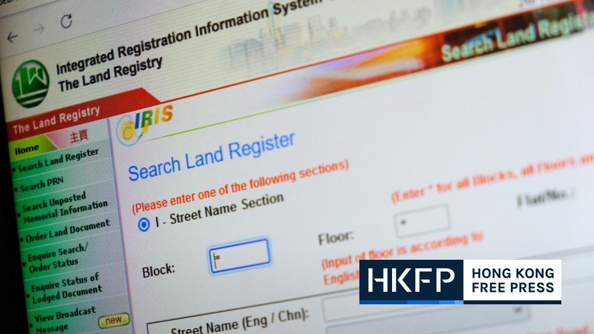 Companies land records
