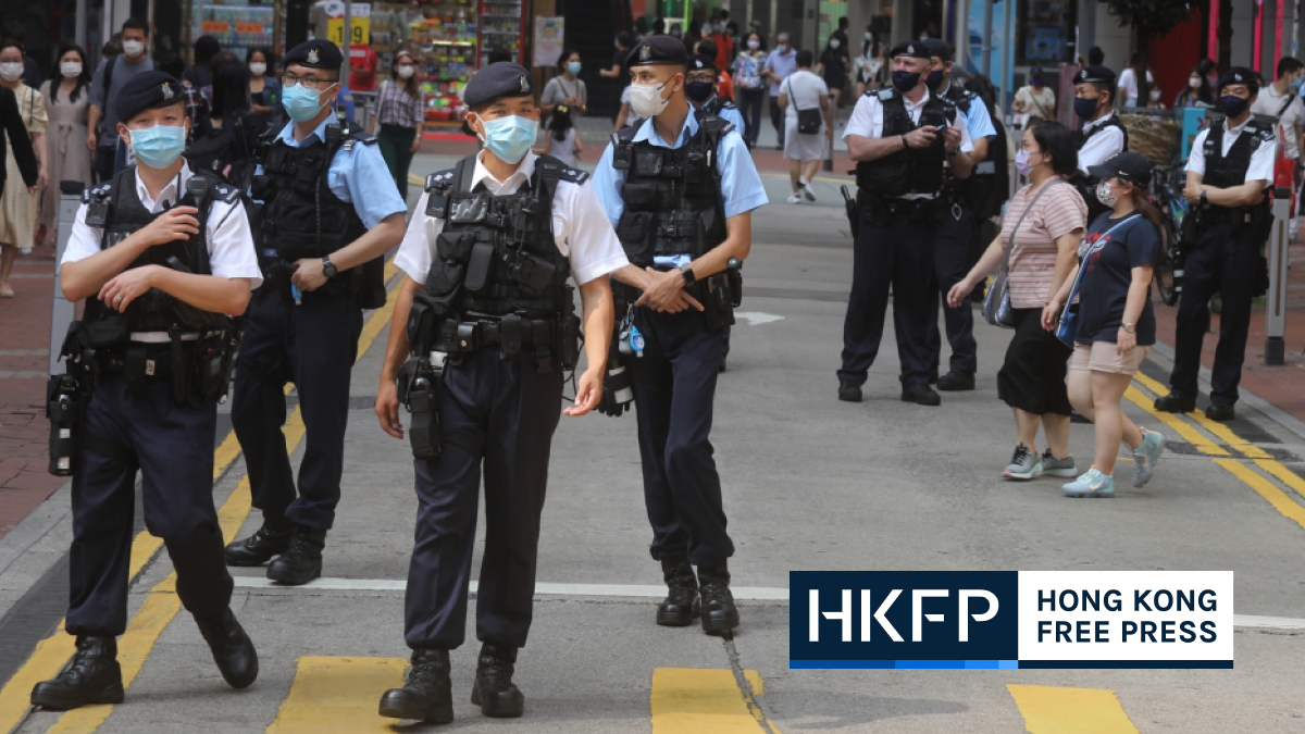 Man died of pneumonia 2 days after he was denied adequate clothing during detention Hong Kong watchdog reveals