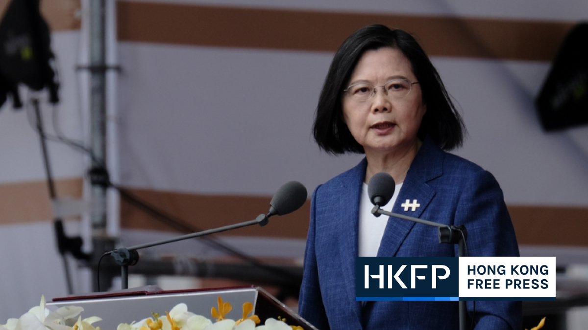 Tsai Ing wen confirms US troops featured pic
