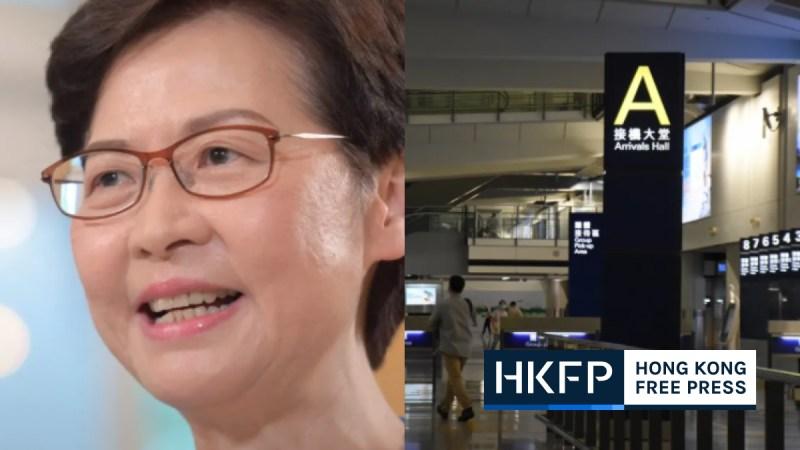 covid hong kong quarantine