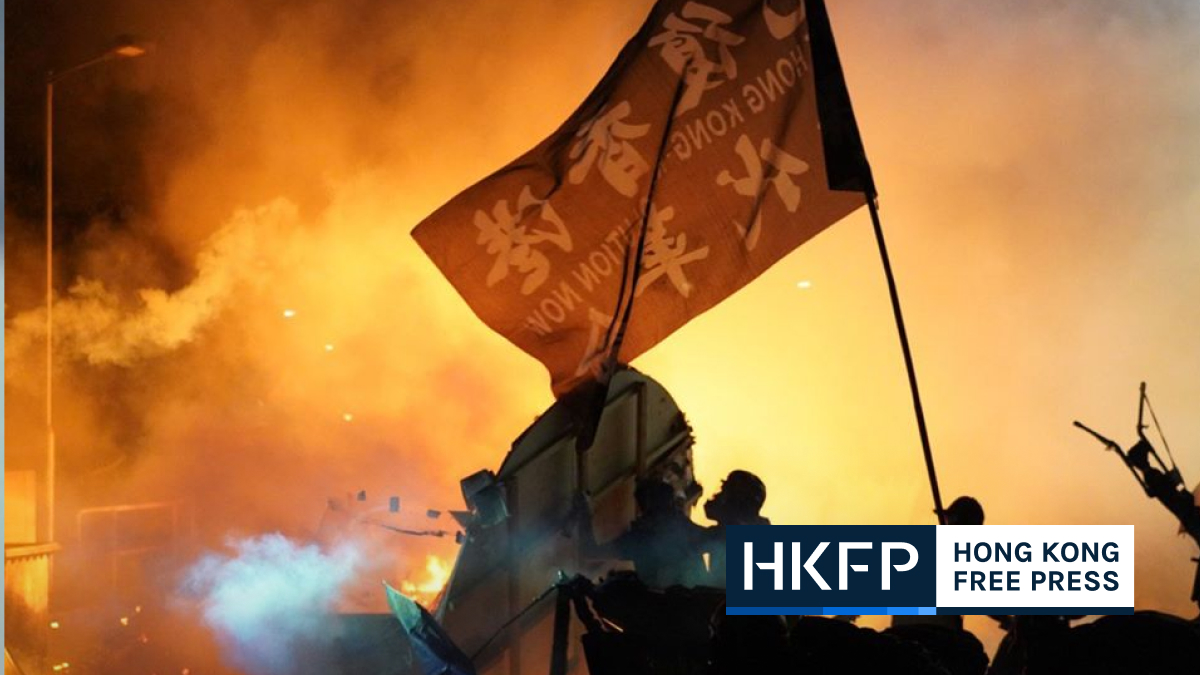 five former CUHK students sentenced to almost 5 years over rioting