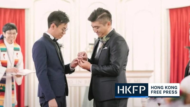 gay widower drops judicial review