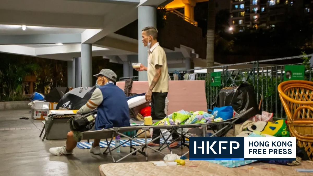 homeless population 2021