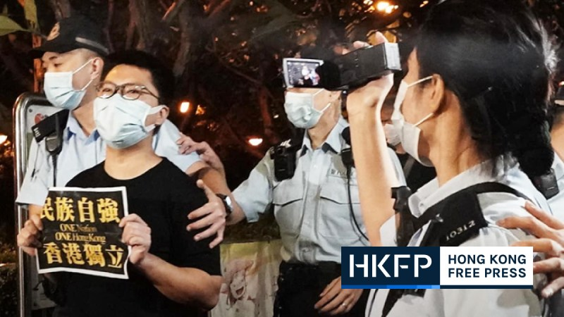 hong kong second national security trial closing submissions - immaturity and intent