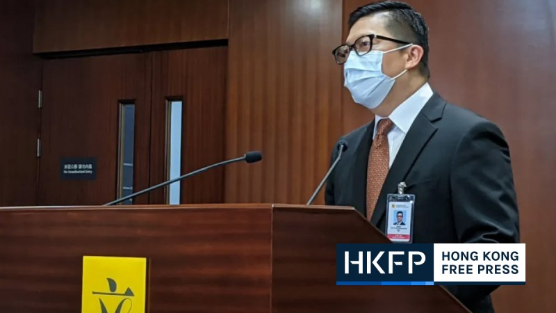 hong kong 'special fund' for national security is independently audited but wont be made public.