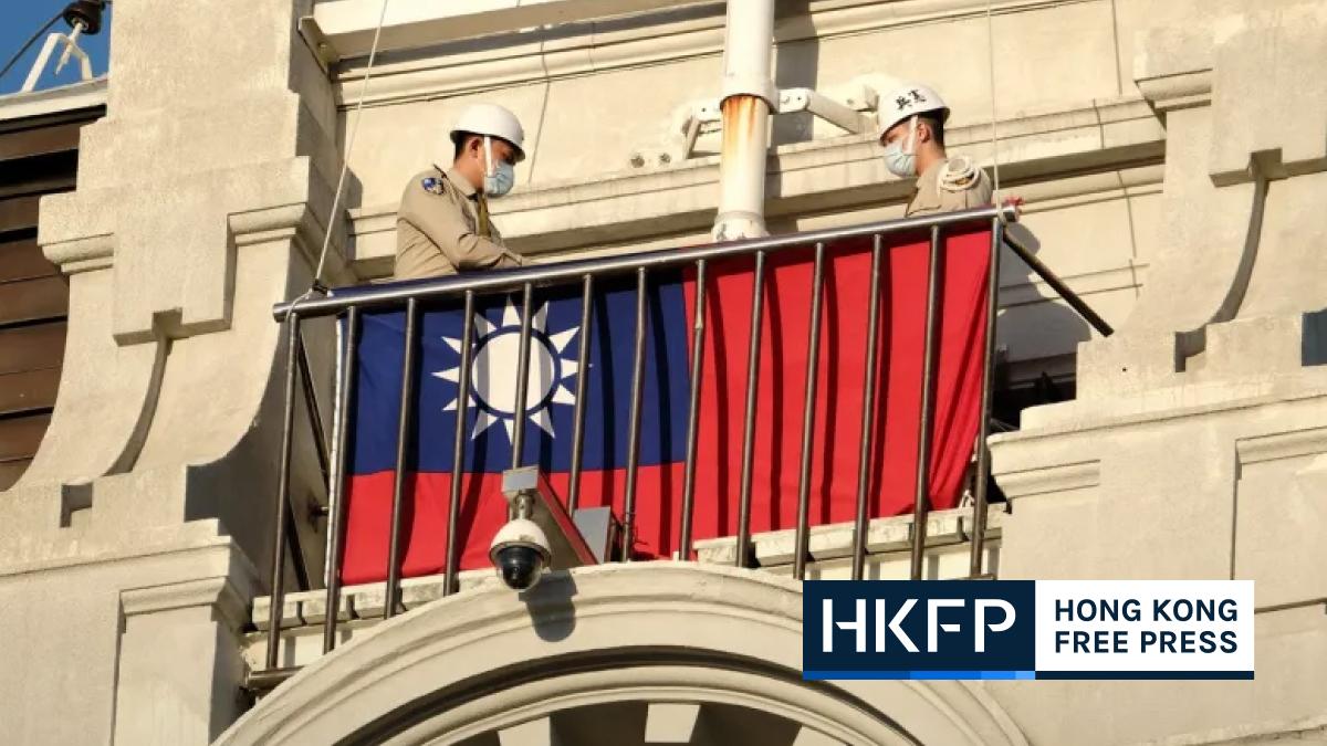 taiwan tension US China