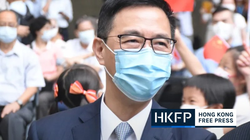 teachers to be tested on basic law says kevin yeung