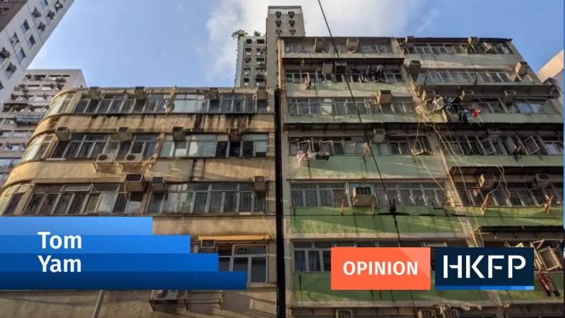 tom yam op ed on land development in hk