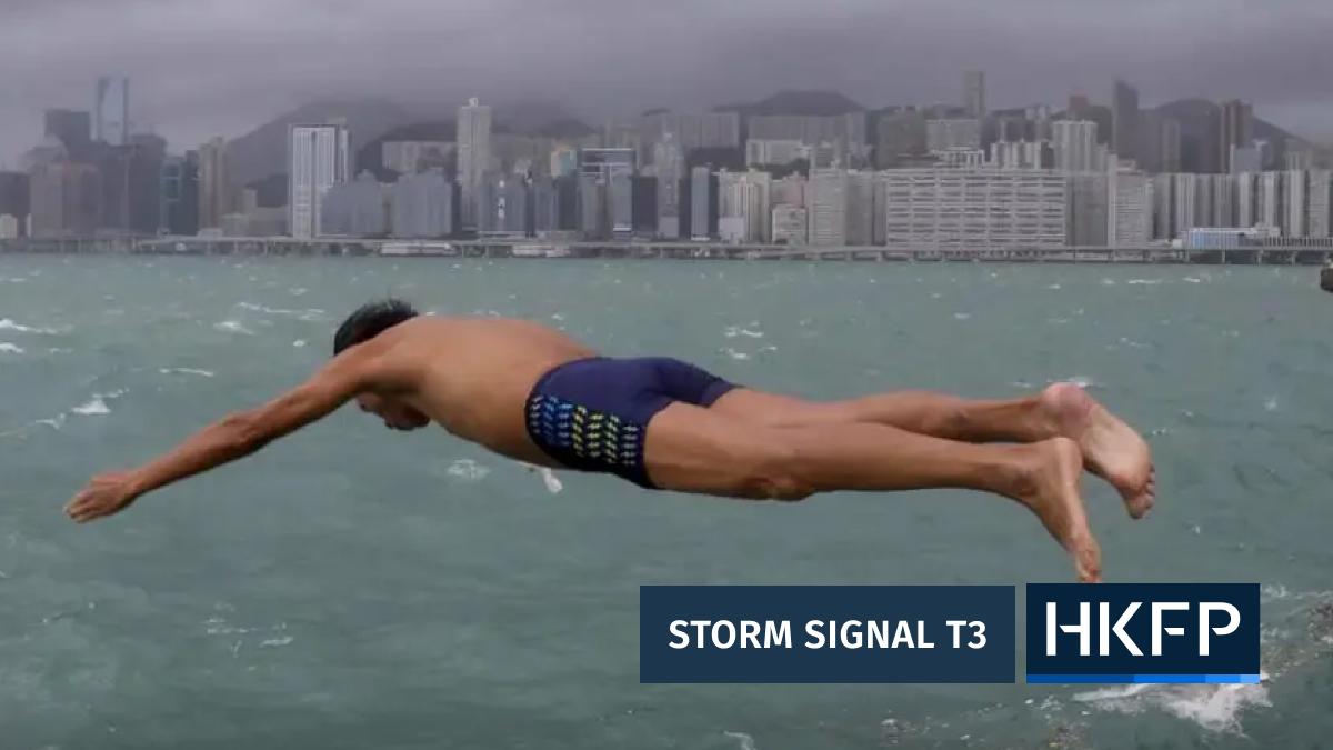 typhoon kompasu lasted almost 24 hours